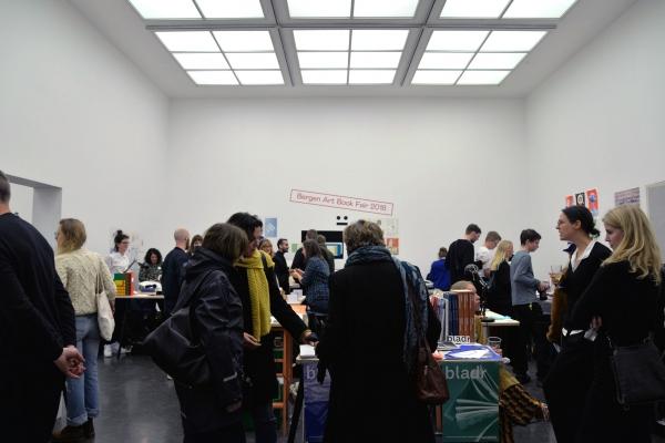 Bergen Art Book Fair 2018